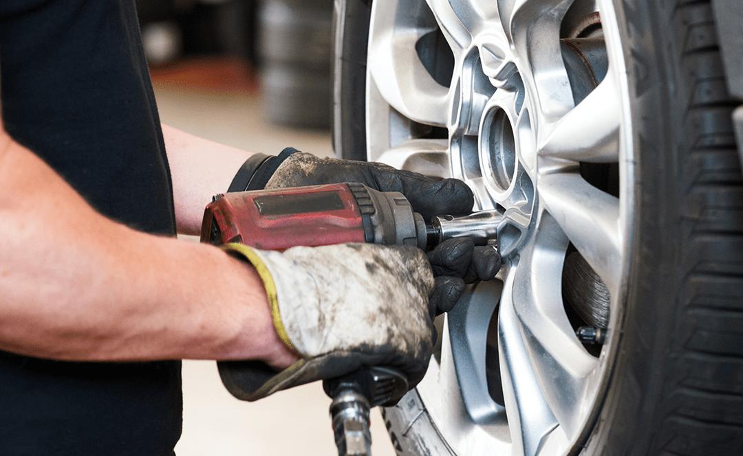 Nette reprise du marché du pneu en juin