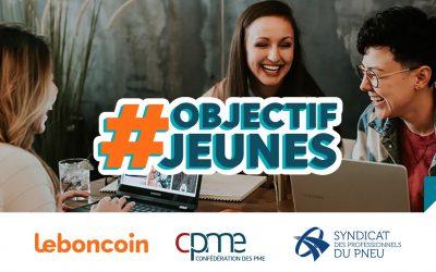 #ObjectifJeunes : le SPP s'engage avec Leboncoin